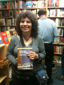 Maxine Kaufman Lacusta and her book Refusing to be Enemies