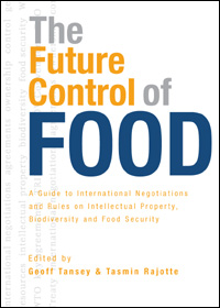 Our history includes writing the book The Future Control of Food