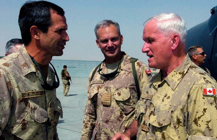 Is it time for Canadian Military intervention in Iraq?