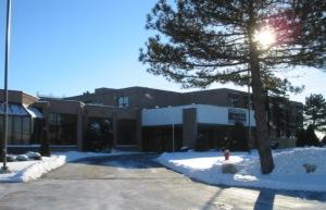 Refugee detention centre - Rexdale, Ontario