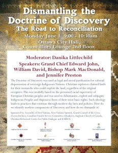 Doctrine of Discovery panel TRC-page-001