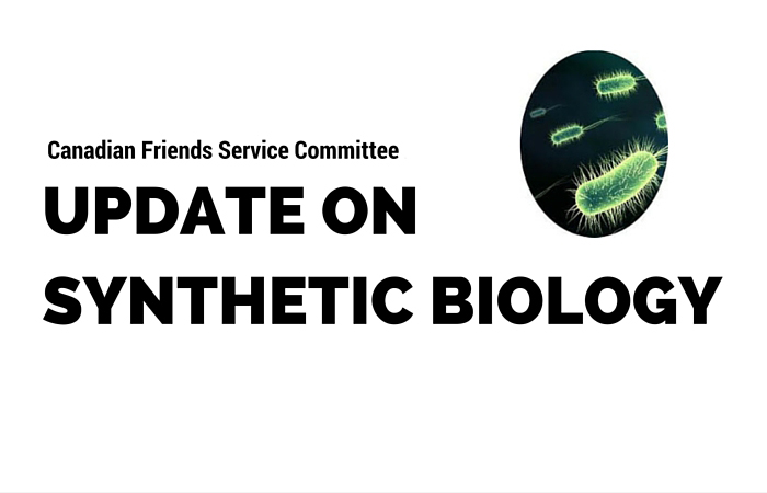Synthetic biology update - bypassing evolution, the synthetic human genome, and more