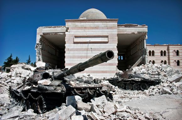 Syria: Imagine another way