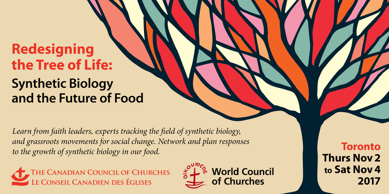 Synthetic biology conference poster