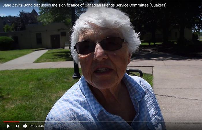 New interview with Quaker historian Jane Zavitz-Bond