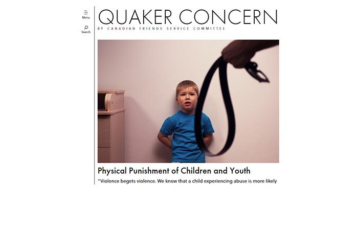 CFSC Newsletter Quaker Concern Summer 2017 issue released