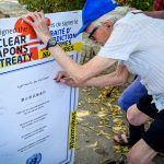 Nuclear weapons ban treaty signatures