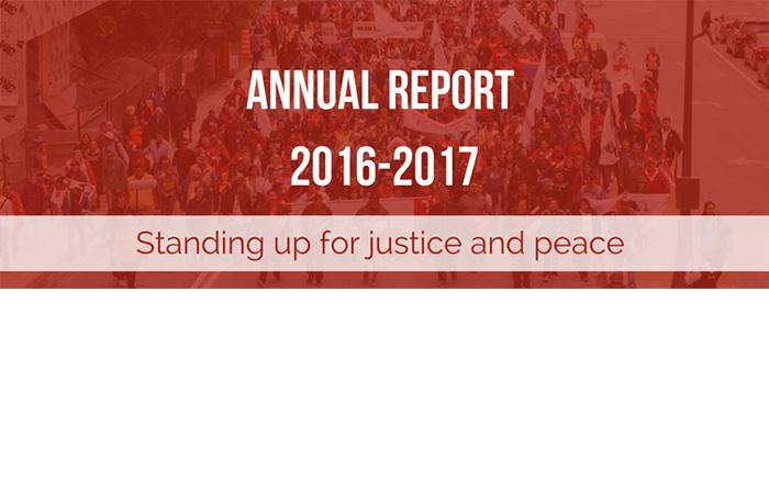CFSC Annual Report 2016-2017