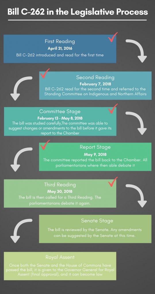 Bill C-262 infographic
