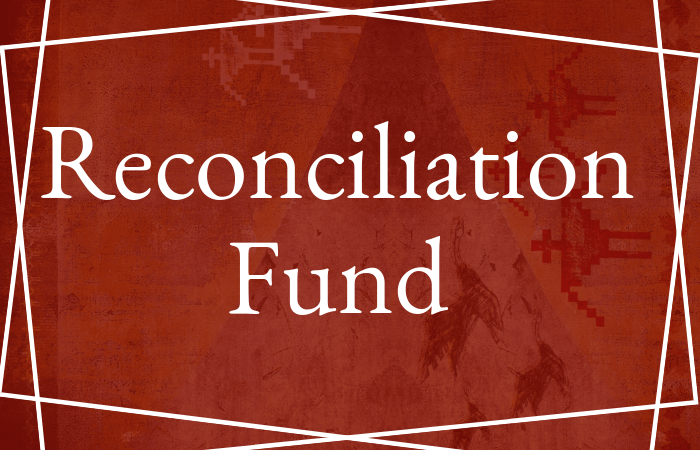 Canadian Friends Service Committee reconciliation fund
