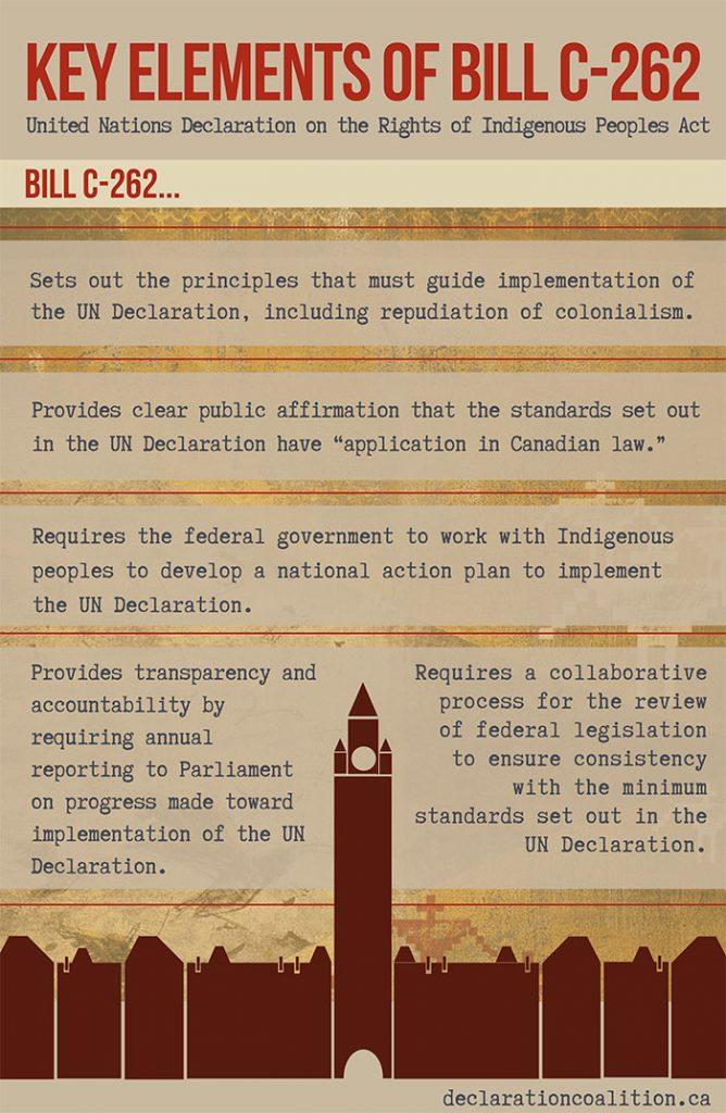Bill C-262 inforgraphic