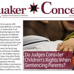 Quaker Concern is back
