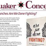 Quaker Concern Spring 2019