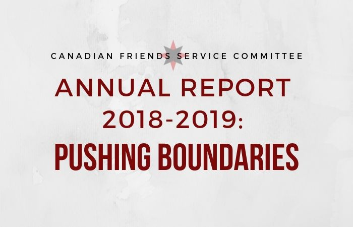 CFSC's 2018-2019 Annual Accountability Report released