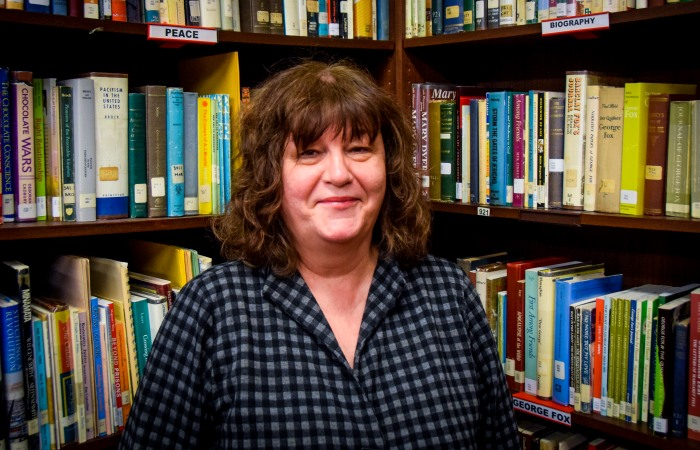 CFSC welcomes new program coordinator Nancy Russell!