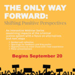 The only way forward: shifting punitive perspectives