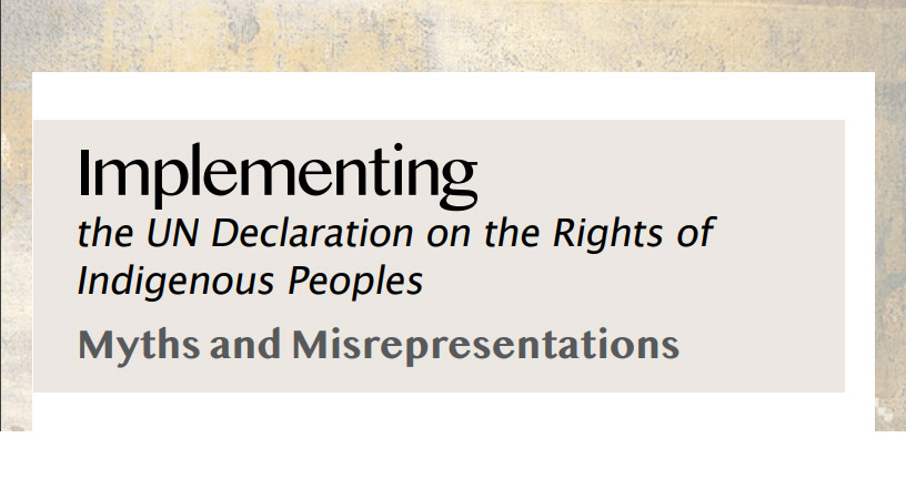 UN Declaration Myths & Misrepresentations