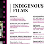 Indigenous films resource slideshow