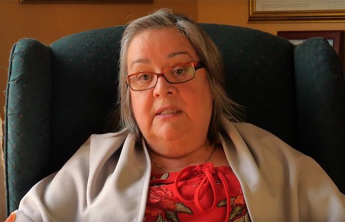 Kanieke'ha:ke social worker Wanda Gabriel on trauma