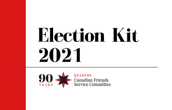 Federal election kit 2021